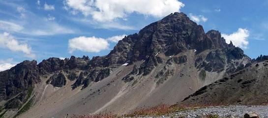 Le Grand Galibier (3228m)