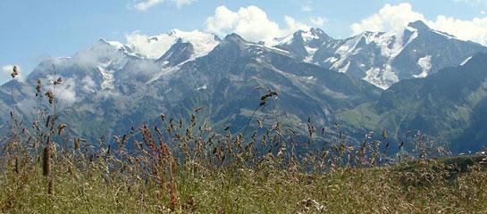 Massif du Mont Blanc (4792m)
