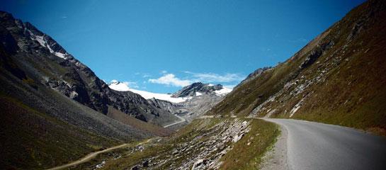 Otztaler Gletscherstrasse