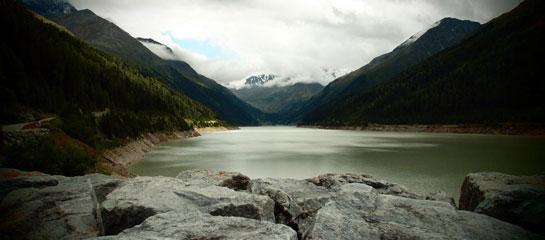 Kaunertaler Gletscher (2750m)