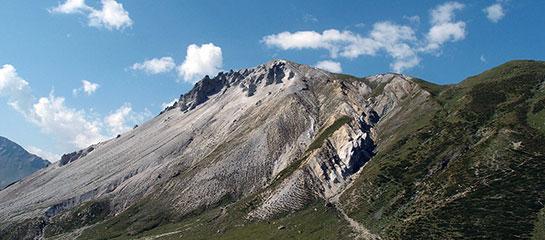 Forcola di Livigno (2315 m)
