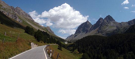 Albulapass (2315 m)