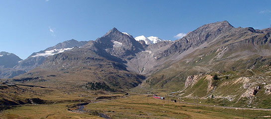 Berninapass (2328 m)